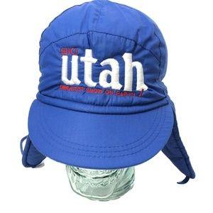 SKI UTAH Greatest Snow on Earth Vintage Hat